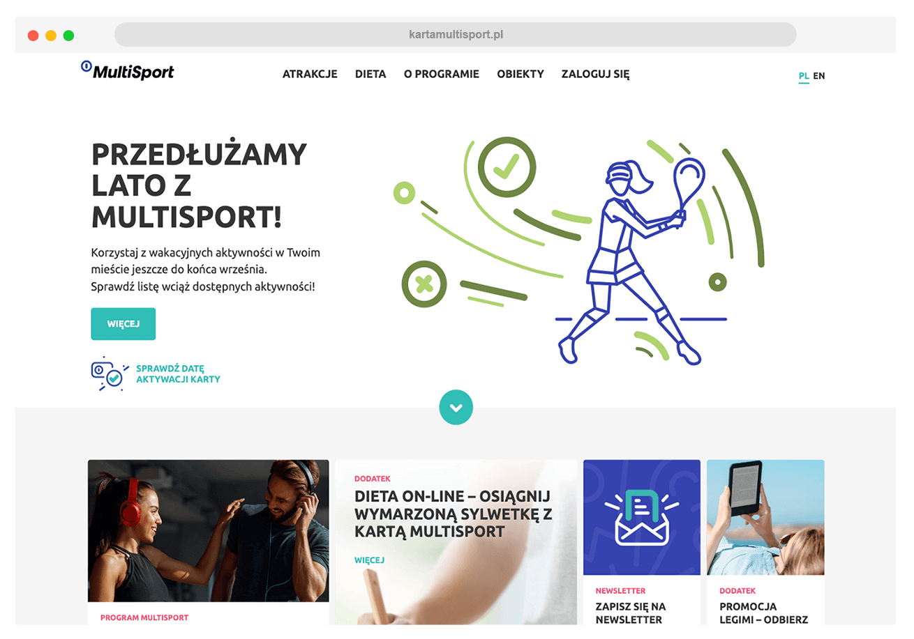 Case study Benefit Systems MultiSport _TYPO3 CMS_ TYPO3 Awards